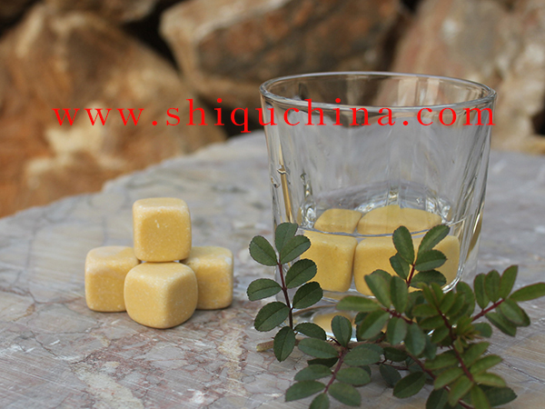 factory supply whiskey stone set